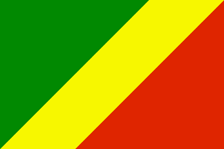Flag of Congo Brazzaville