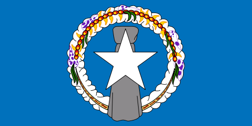 Flag of Northern Mariana Islands