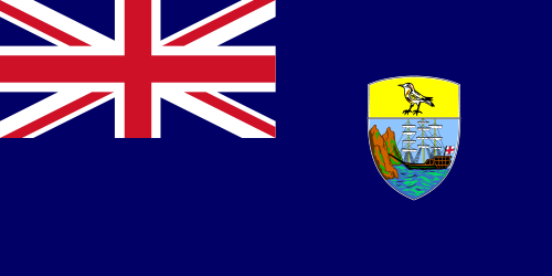 Flag of St. Helena