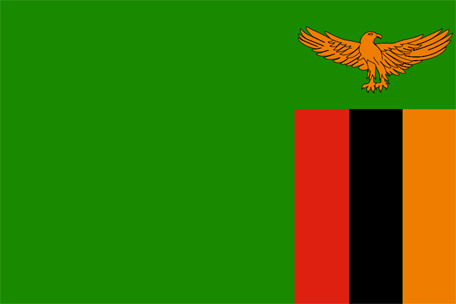 Flag of Zambia